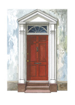 PPRed Door - Charleston