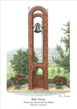 PP Bell Tower - Tennessee School for the Blind
