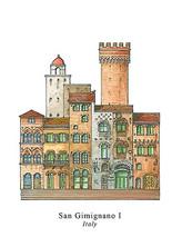 San Gimignano 1 - Italy