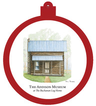 Addison Museum Ornament - Retiring