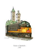 Train - 1940
