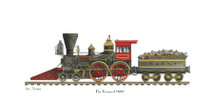 Train - General 1881 Engine Only