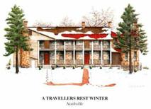 Travellers Rest Winter - Nashville