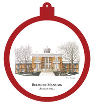 Belmont Mansion - Acklen Hall Ornament