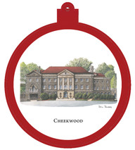 Cheekwood Mansion Ornament