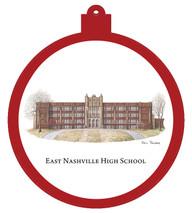 East Nashville High School Ornament