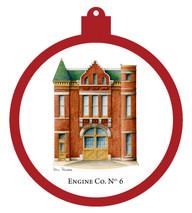 Engine Company No. 6 Ornament