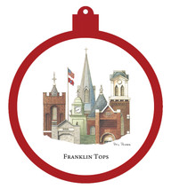 Franklin Tops Ornament