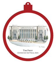 Frist Center for Visual Arts Ornament