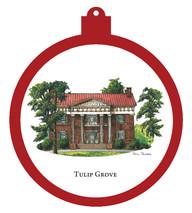Hermitage - Tulip Grove Ornament
