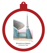 Nashville Arena Ornament
