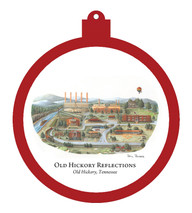 Old Hickory Reflections Ornament