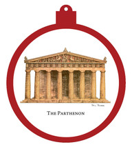 Parthenon Ornament