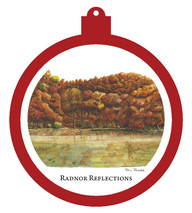 Radnor Reflections Ornament - Retiring