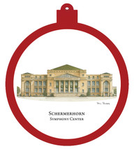 Schermerhorn Symphony Center Ornament