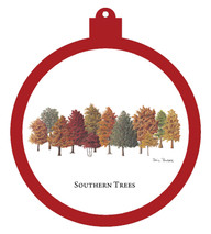 Southern Trees Ornament - Retiring