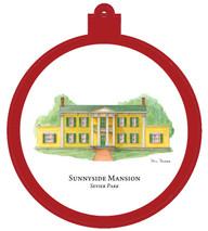 Sunnyside Mansion Ornament