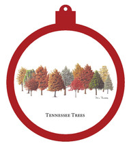 Tennessee Trees Ornament - Retiring