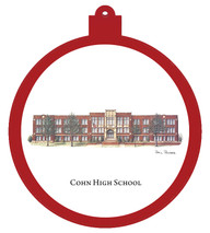 Cohn High School Ornament