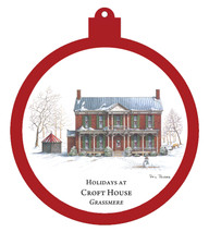 Holidays at Croft House Grassmere Ornament - Retiring