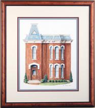 Rutledge Hill - 2004 (Original) framed