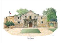 PP Alamo - San Antonio Texas