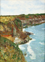 "Inslee, George - ""Normandy Coast"" unframed"