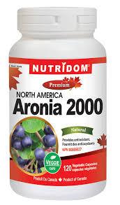 Nutridom Aronia 2000 Capsule