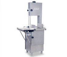 All Stainless Steel Restaurant and Butcher Shop Commercial Meat and Bone Saw-Hose Down Washable Easy to Clean