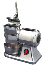 1hp Stainless Commercial Electric Cheese Grater Made in Italy