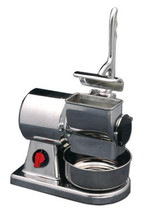 1.5 HP Stainless Commercial Electric Cheese Grater Made in Italy
