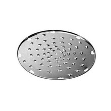 Shredding Disc (stainless steel) hole size 1/4""
