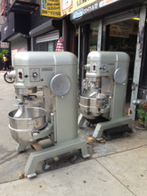 HOBART  REBUILT / 3 PHASE - 60 QT COMMERCIAL DOUGH MIXERS FOR IN-STORE PICK UP ONLY!