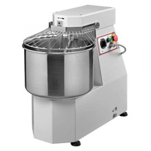 HEAVY-DUTY SPIRAL DOUGH MIXER WITH 44 LB. CAPACITY With 2 Speeds Made In Italy!