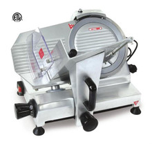 "Model 220 Commercial Electric 9"" Meat Slicer - ""Space Saver"""