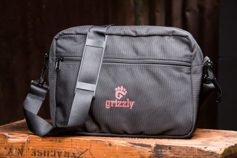 The Grizzly Big Bag can hold a heavy load of gear and equipment