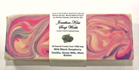 Jonathan Kent Goats Milk Soap Loaf is Creamy 100% Farm Fresh Goats Milk, Shea Butter, and  NO WATER added, just Fresh Goats Milk!