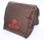 Wild Grizzly (Large Dark Brown) Camera, Video, Photography, DSLR Bean Bag Support