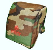 Grizzly Camera Bean Bag (Medium-Forest Camouflage), Photography & Video Bean Bag, Camera Support, Camera Sandbag, Spotting Scope Support, Birders Bean Bag, Tripod, African Safari, Photography Tours.