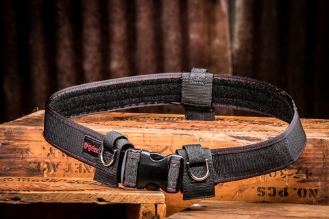 The Grizzly Dakota Utility Belt™ has been built Grizzly Tough™ and is both versatile and heavy duty.