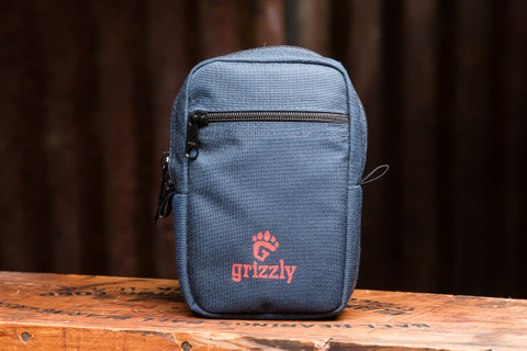 The Grizzly Wilderness medium gear bag holds lots of small gear