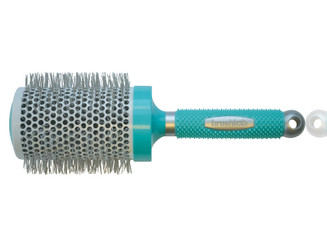 BrushLab {Fresh} Thermal Round Hair Brush (Teal series)