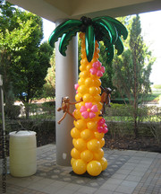 Palm Tree Column