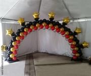 Mylar Arch