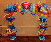 Super Hero Arch