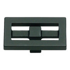 261-BL Nobu Rectangle Knob Matte Black
