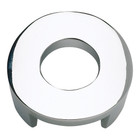 268-CH Round Centinel Knob Polished Chrome