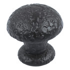 "286-O Olde World Small Knob 1"" Aged Bronze"