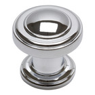 313-CH Bronte Round Knob Polished Chrome