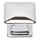 322-CH Alcott Square Knob Polished Chrome